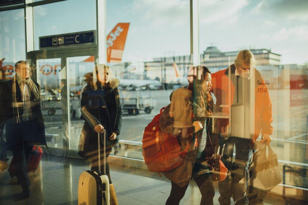 Travel to Kenya by Airplane