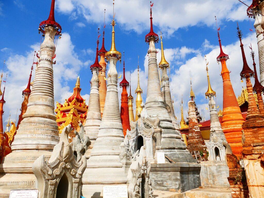 best attraction in Myanmar