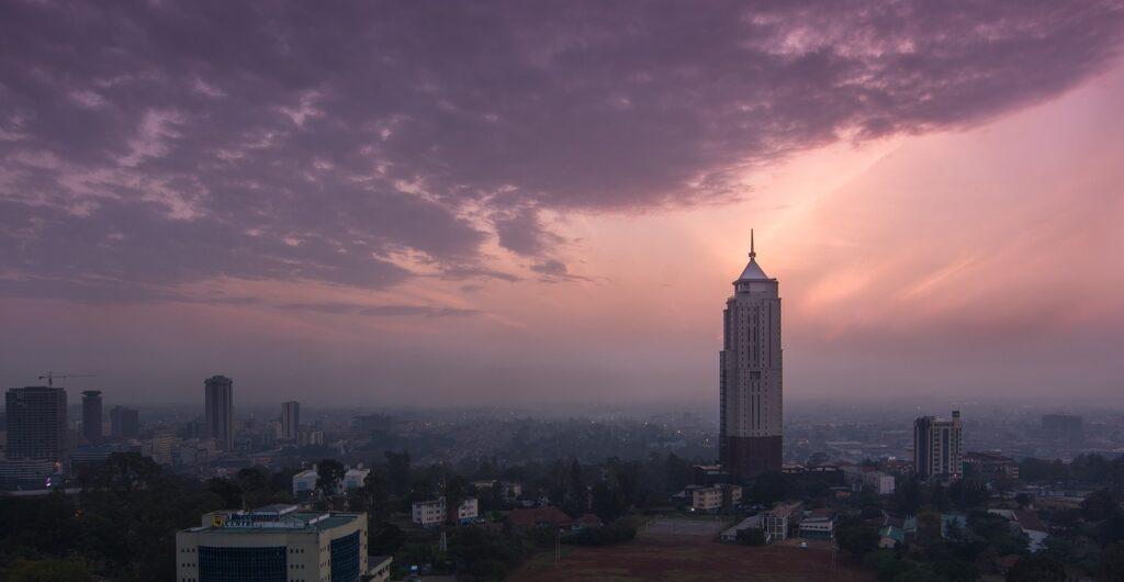 Nairobi , Kenya